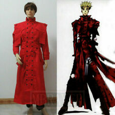 Wolfwood the Punisher Outfit Anime Cosplay Costume !A Trigun Nick Nicolas D