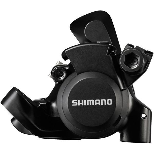 Shimano BR-RS305 flat mount calliper, no redor or adapter, for 140 160 mm, front
