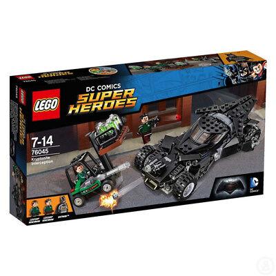LEGO 76045 Super Heroes Kryptonite Interception Batman BatmobileBrand New