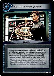Star Trek CCG 2E In A Mirror Darkly Shattered 13U19
