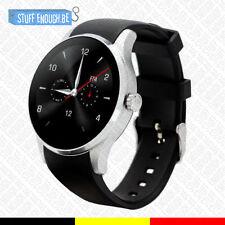 K88S Smartwatch Montre Connecté Bluetooth Internet Android iOS Silver