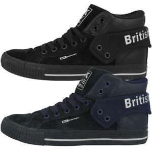 British-Knights-ROCO-BK-Scarpe-Women-Donna-High-Top-Sneaker-Mid-Stivali-b42-3707
