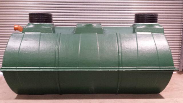 The Bio-Pure Low Profile Septic Tank 3200 Litre (6 persons)- We Build It Ltd
