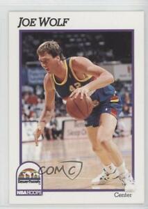 1991-92 NBA Hoops Joe Wolf #57
