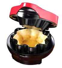 Nostalgia Electric Cooker Kitchen Tools Home Accessories Tortilla Press Red