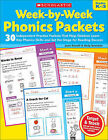 Week-By-Week Phonics Packets: Grades K-3 by Holly Grundon, Joan Novelli (Paperback / softback, 2010)