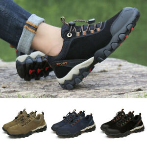 Men's Casual Hiking Shoes Walking Anti-slip Sports Outdoors Breathable Shoes