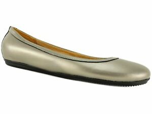 49ca30bf9792 Image is loading Naturalizer-Women-039-s-Brittany-Flats-Zinc-Pewter-