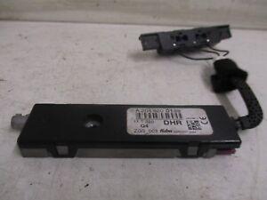 Mercedes-Classe-C-W204-Toit-Antenne-Amplificateur-Module-amp-Cablage-P-N-2048200189