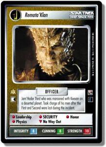 Star Trek CCG DOM Dominion Ch/'Pok