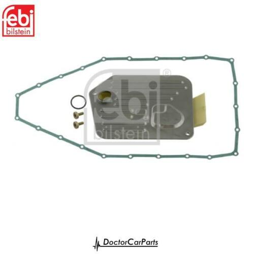 Transmission Gearbox Oil Filter for BMW E32 740i 92-94 4.0 M60 Petrol Febi