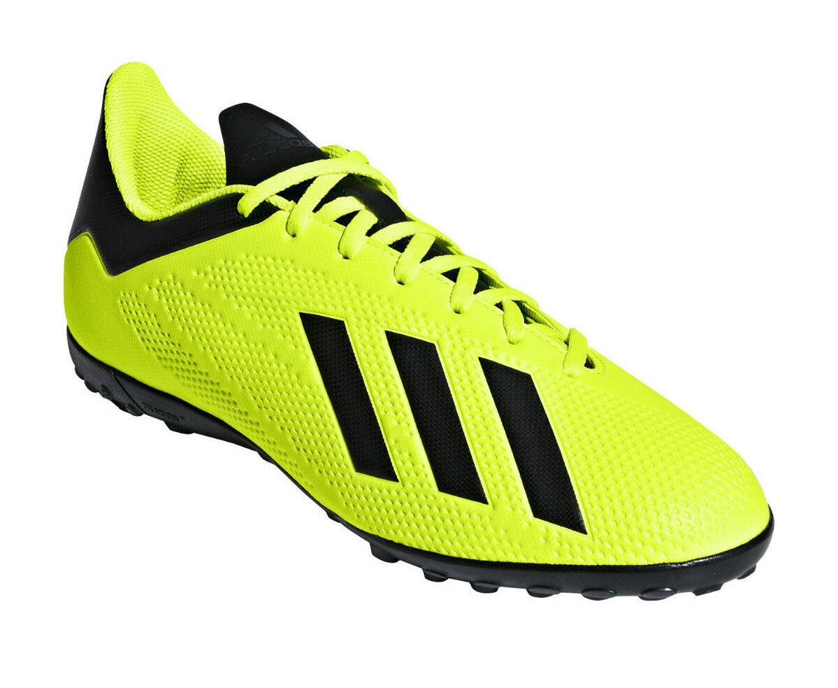 Adidas Hombres Fútbol Zapatos X Futsal fútbol Botines de césped Tango 18.4 DB2479 Nuevo