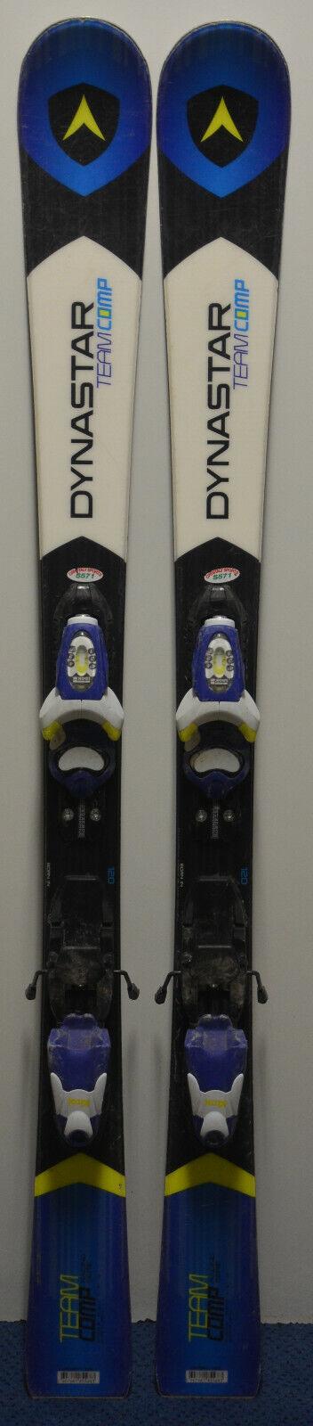 Skis  Parabolic Second-Hand Junior Dynastar Team Comp Racing Series - 120 &  wholesale store