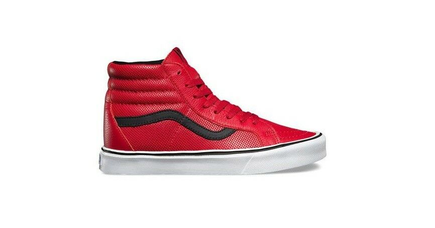 Vans SK8 high -Lite_VN-2Z5YJYU red unisex unisex red be9c54