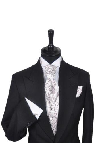SALE Boy/'s//Men/'s Berry Wine Burgundy Scroll Wedding Groom Page Boy Waistcoats