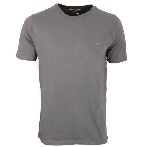 Camel Active T-Shirt round Neck Basic Anthracite Graphite 009006 37