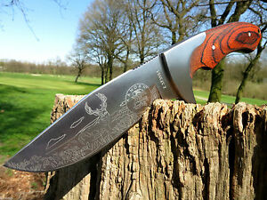 KANDAR-MESSER-JAGDMESSER-BOWIE-KNIFE-HUNTING-CUCHILLO-COLTELLO-BUSCHMESSER