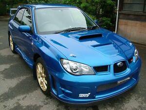 Details about Subaru Impreza Version 9 Hawkeye WRC Style Wide Body Kit