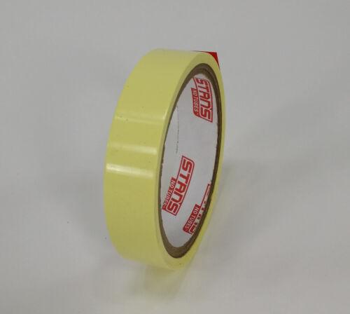 Stan/'s No Tubes Yellow 21mm x 9.14m Roll Rim Tape
