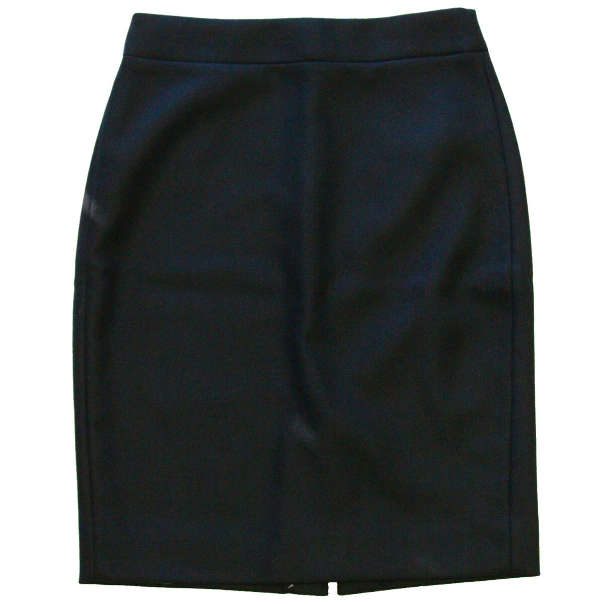 J CREW PETITE NO. 2 PENCIL SKIRT IN DOUBLE-SERGE WOOL NWT