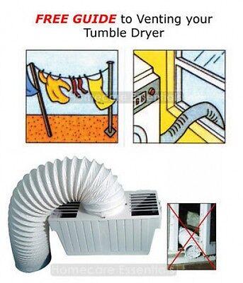 Guide de ventilation de votre sèche-linge kit info sur Condenseur Sèche-linge vent kits