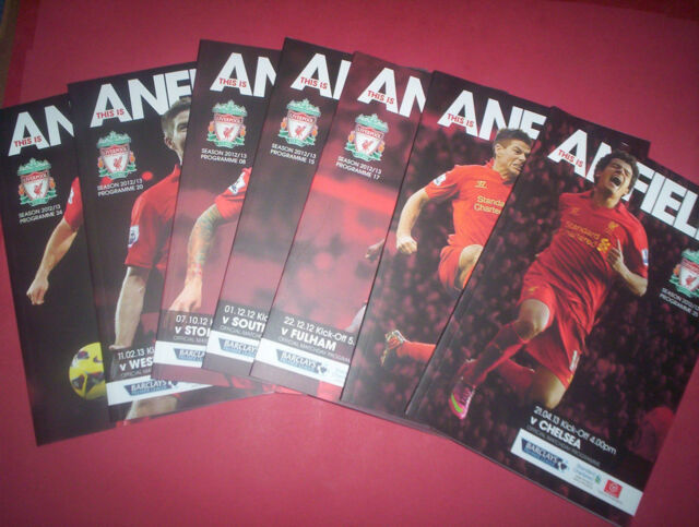 2012/13 LIVERPOOL HOMES CHOOSE FROM