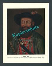Franz Altmutter Porträt Andreas Hofer Tracht Innsbruck Isel Tirol Aufstand 1809