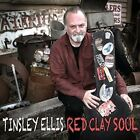 Red Clay Soul [Digipak] * by Tinsley Ellis (CD, Jun-2016, Heartfixer Music)