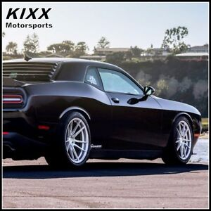 Details About 20 Rohana Rf2 20x9 20x11 Forged Anium Wheels Dodge Challenger Se Rt Srt Srt8