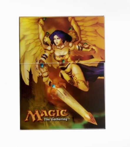 Ultra Pro Deck Box Akroma Angel of Wrath Magic the Gathering Deckbox Engel
