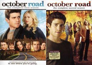 how many seasons of october road
