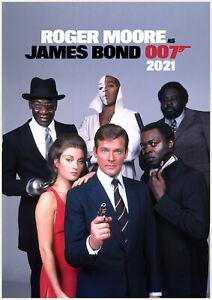 Start James Bond 2021