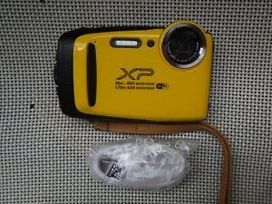 Fujifilm-XP-130-16-4mp-Waterproof-Shockproof-Wifi-Bluetooth-HD-Yellow
