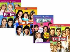 Full House Complete Series Collection 1-4 DVD Season 1 2 3 4 R2 Release New UK
