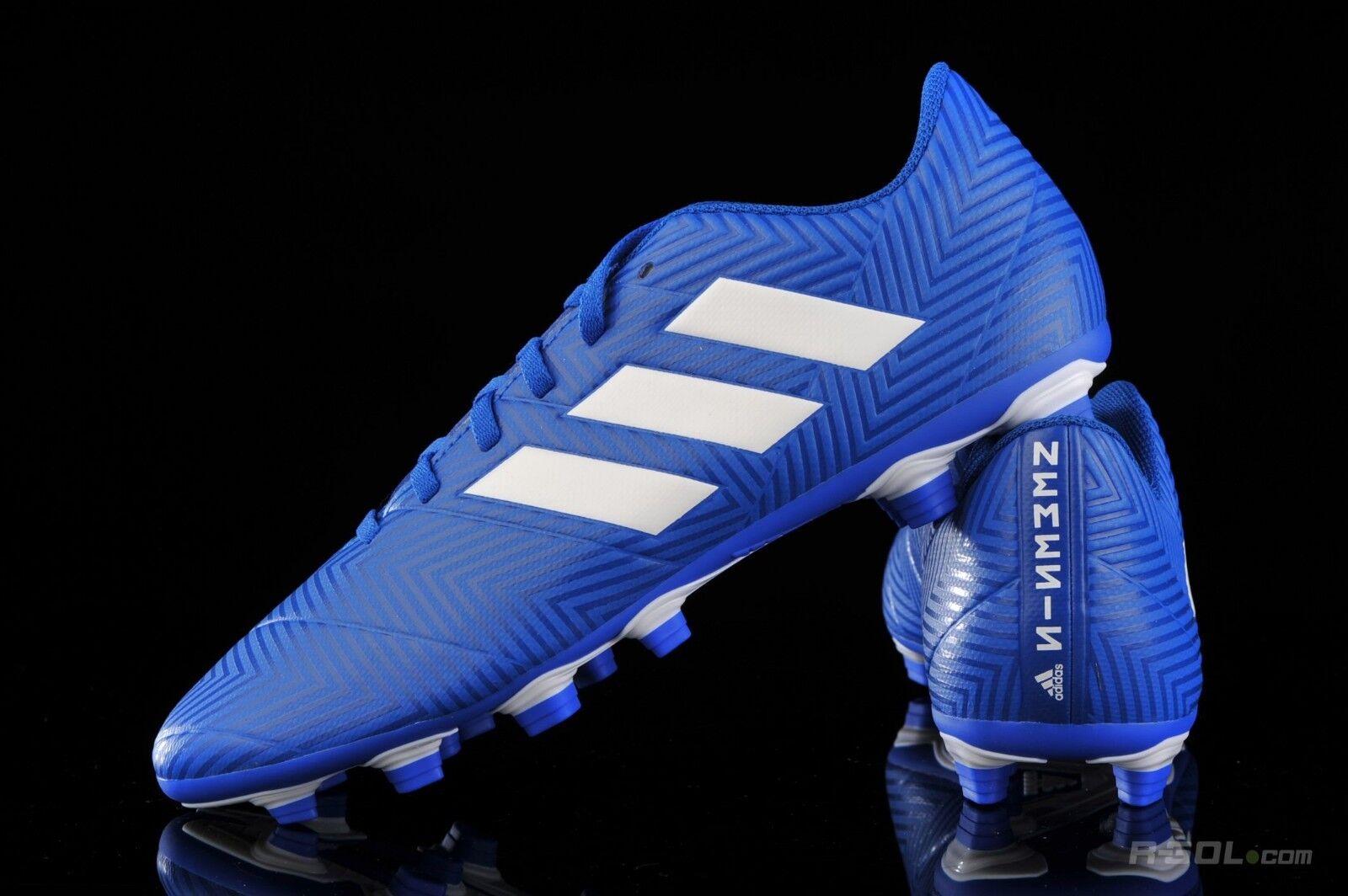 ADIDAS Herren Schuhe Fußball 13 festen Bolzen art. DB2115 Mod. NEMEZIZ 18.4 FxG    | Feinen Qualität