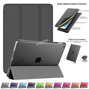 New-Smart-Slim-Stand-Case-Cover-For-APPLE-iPad-Air-1st-Generation