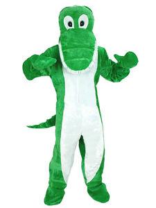 krokodil kost m gr einheitsgr sse xxl fasching karneval. Black Bedroom Furniture Sets. Home Design Ideas