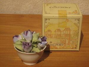 Coalport *new* Porcelaine Fleurs Mai 7cm Tdqr3dnh-08012856-665882614