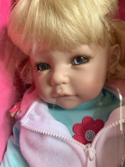 Adora ToddlerTime Doll 20in Chick-Chat Ages 6+