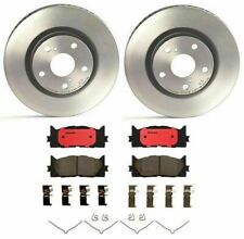 Front 311 mm Quality Brake Rotors For TOYOTA LAND CRUISER LEXUS LX450
