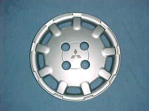 1992-1996-MITSUBISHI-SUMMIT-VISTA-14-034-USED-FACTORY-HUBCAP-P-N-MB681445-01