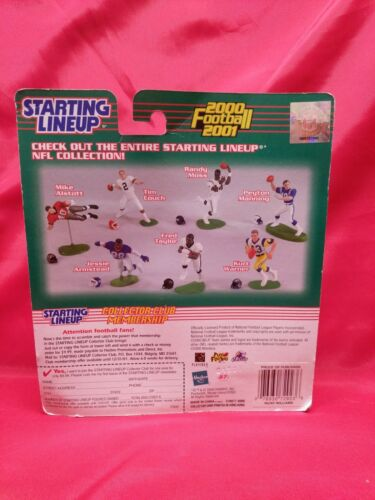#34 Starting Lineup 2000 Ricky Williams New Orleans Saints near Comme neuf