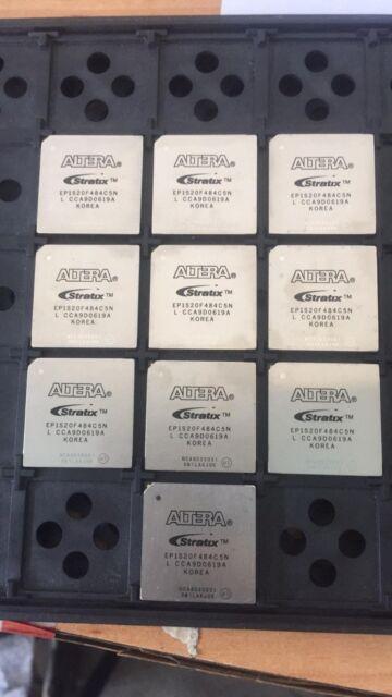New Altera FPGA Stratix I 2132 CLBS 1846 LABs PBGA484 361 I/O Field Gate Array