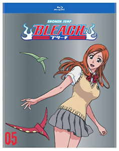 BLEACH-TV-SET-5-4PC-BLEACH-TV-SET-5-4PC-US-IMPORT-Blu-Ray-NEW