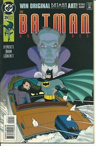 Amical Batman Adventures N° 29 - Dc 1995 ( Comics Usa )