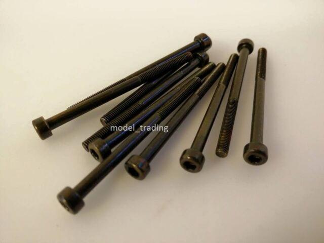 10 Vite Testa cilindrica M3x45 Screw socket head cap