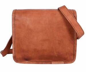 Vintage-Womens-Genuine-trends-Leather-Handbag-Shoulder-Bag-Satchel-Messenger