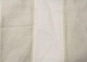 St-Tropez-Beige-Stripe-Sheer-Drapery-Fabric-sold-By-the-Yard-54-034-Wide