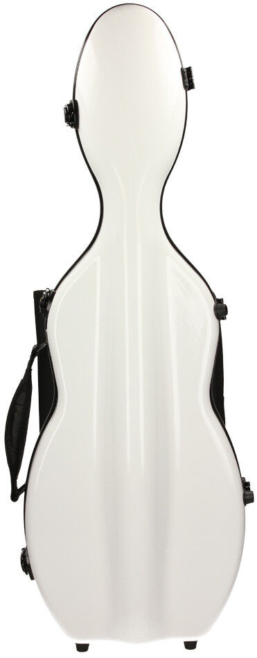 UK Fiberglass violin case UltraLight 4/4 M-case Weiß