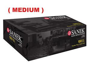 Black-Nitrile-Salon-Gloves-100ct-box-MEDIUM-78524-Graham-Sanek